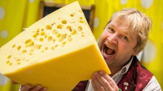 Το τυρί είναι το «κλειδί» της μακροζωίας