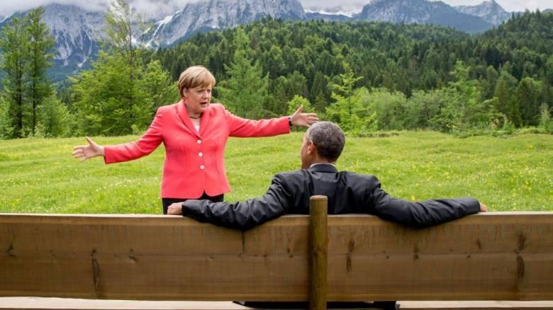 Η Μέρκελ... Πλανητάρχης: Τι μεταδίδει ο Π.Βαλασόπουλος για το τετ α τετ με τον Ομπάμα