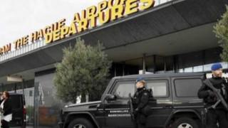 Συναγερμός στο αεροδρόμιο του Ρότερνταμ-Απειλή για χτύπημα
