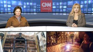 Πανάγιος Τάφος: Σε 50 χρόνια θα είχε γίνει άμμος, λέει η Αντ. Μοροπούλου