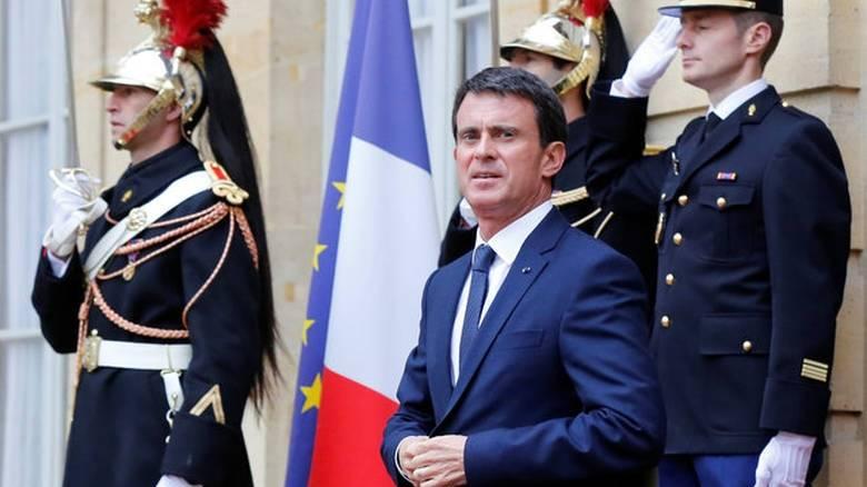 Ο Μανουέλ Βαλς προειδοποιεί ότι η Ευρώπη αντιμετωπίζει κίνδυνο διάλυσης