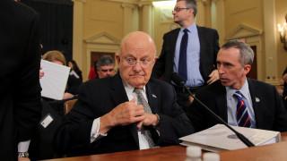 Παραιτήθηκε ο διευθυντής των αμερικανικών υπηρεσιών πληροφοριών (NSA)
