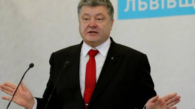Η Ουκρανία κατηγορεί τις ρωσικές υπηρεσίες ασφαλείας για τηλεφώνημα-φάρσα στον Ποροσένκο