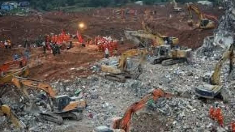 Τουρκία: Τρεις νεκροί και δεκατρείς εγκλωβισμένοι μετά από κατολίσθηση σε ορυχείο
