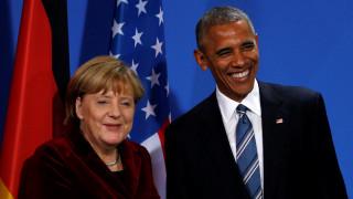 Μίνι σύνοδος κορυφής ΗΠΑ-ΕΕ στο Βερολίνο