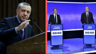 «Η Τουρκία δεν ανήκει στην ΕΕ» λέει η γαλλική Δεξιά