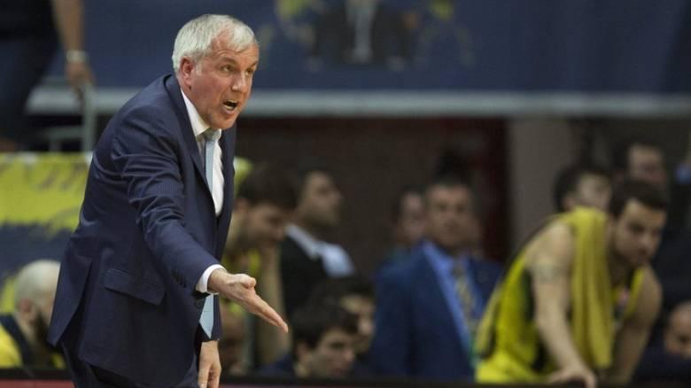 Euroleague: στην Φενέρ για 3 ακόμη χρόνια ο Ομπράντοβιτς