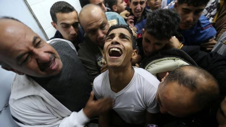 Παλαιστίνιος σκοτώθηκε από πυρά ισραηλινών στρατιωτών