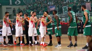 Euroleague: νίκη στο καλάθι για τον Ολυμπιακό μέσα στο ΟΑΚΑ