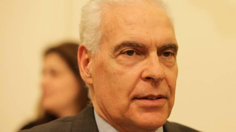 Προσωρινός πρόεδρος του ΤΑΙΠΕΔ ο Αντώνης Λεούσης