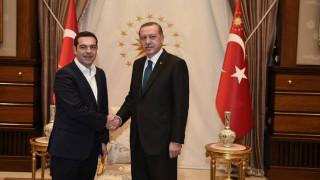 Τηλεφωνική επικοινωνία Τσίπρα-Ερντογάν για Κυπριακό και προσφυγικό