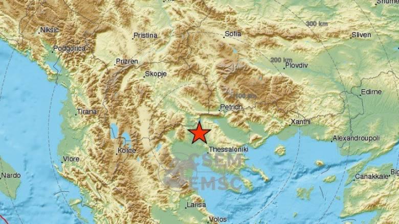 Νέος σεισμός, 5 Ρίχτερ, στο Κιλκίς