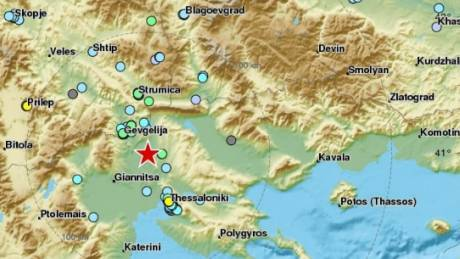 Τι λέει ο σεισμολόγος Κ.Παπαζάχος για τον σεισμό στο Κιλκίς