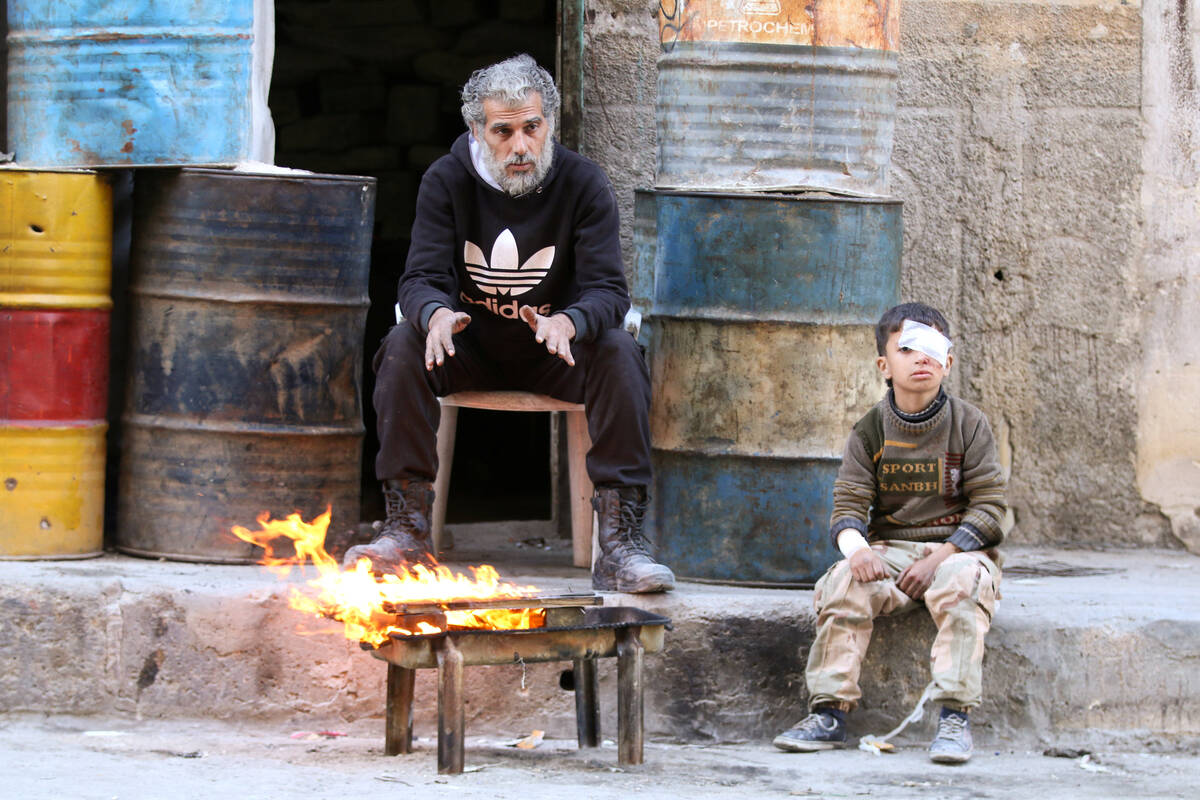 2016 11 18T131159Z 2135855318 D1BEUNNWBVAC RTRMADP 3 MIDEAST CRISIS SYRIA ALEPPO