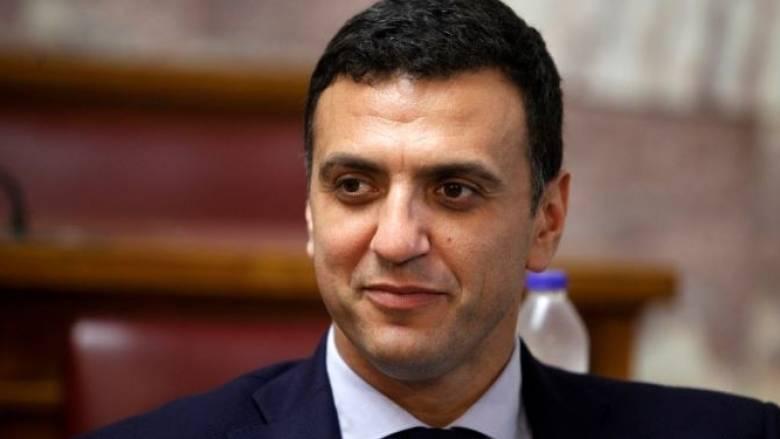 Η ΝΔ καταδικάζει την επίθεση στον βουλευτή της Χρυσής Αυγής