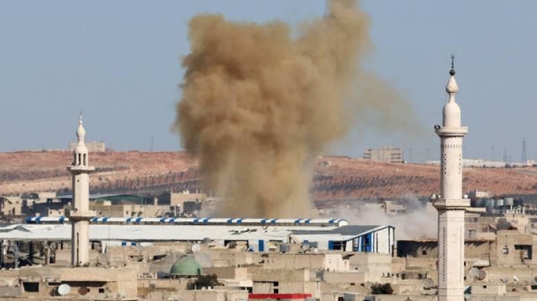 Οι ΗΠΑ και ο ΟΗΕ καταδικάζουν τους βομβαρδισμούς στο Χαλέπι
