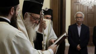 Συνάντηση Ιερώνυμου - Γαβρόγλου με... μενού τα θρησκευτικά