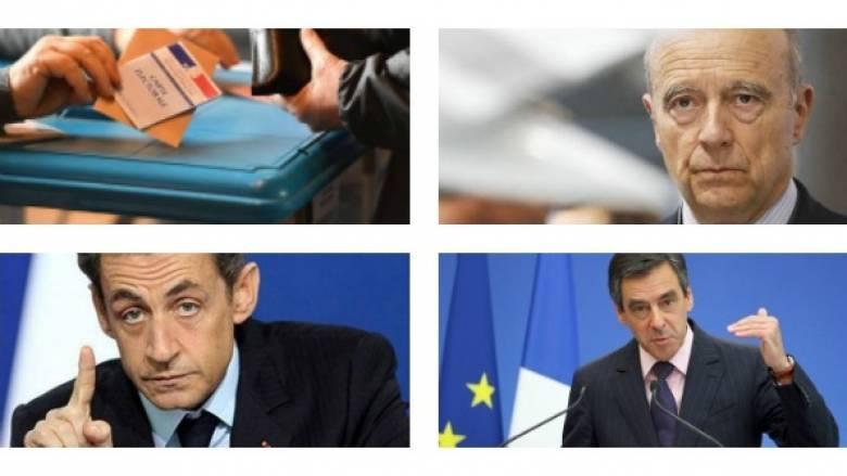 Γαλλία: Περισσότεροι από 1.000.000 ψήφισαν για νέο πρόεδρο των Ρεπουμπλικανών