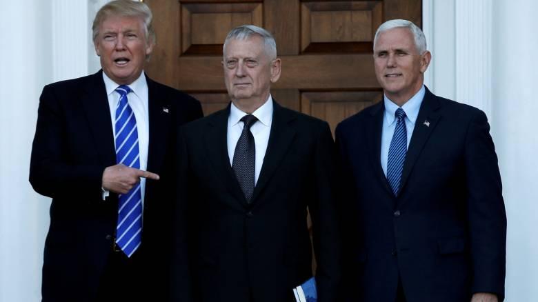 Ποιους σκέφτεται ο Τραμπ για υπουργούς Άμυνας και Εξωτερικών