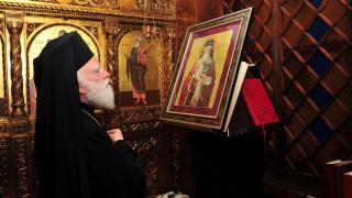 Λιποθύμησε ο Αρχιεπίσκοπος Κρήτης