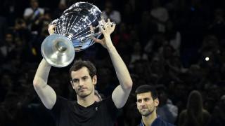 Ο Άντι Μάρεϊ νίκησε τον Νόβακ Τζόκοβιτς στον τελικό του ATP και έκλεισε τη χρονιά στην κορυφή