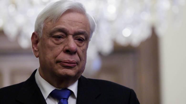 Πρ. Παυλόπουλος για Στεφανόπουλο: Η πολιτική του διαδρομή συνιστά εθνική παρακαταθήκη