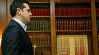 Α. Τσίπρας για Κ. Στεφανόπουλο: Υπήρξε ακέραιος πολιτικός και άνθρωπος