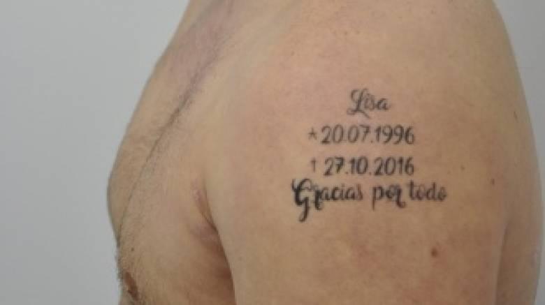 Πως ένα τατουάζ ενοχοποιεί Γερμανό που σκότωσε την σύντροφό του;