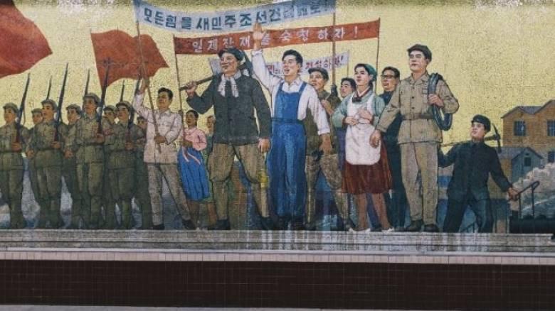 Το πολυτελές μετρό της Βορείου Κορέας μέσα από 11 κλικ