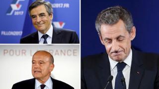 Γαλλία: Φιγιόν vs Ζιπέ για την υποψηφιότητα της Δεξιάς, πρόωρη «σύνταξη» για Σαρκοζί