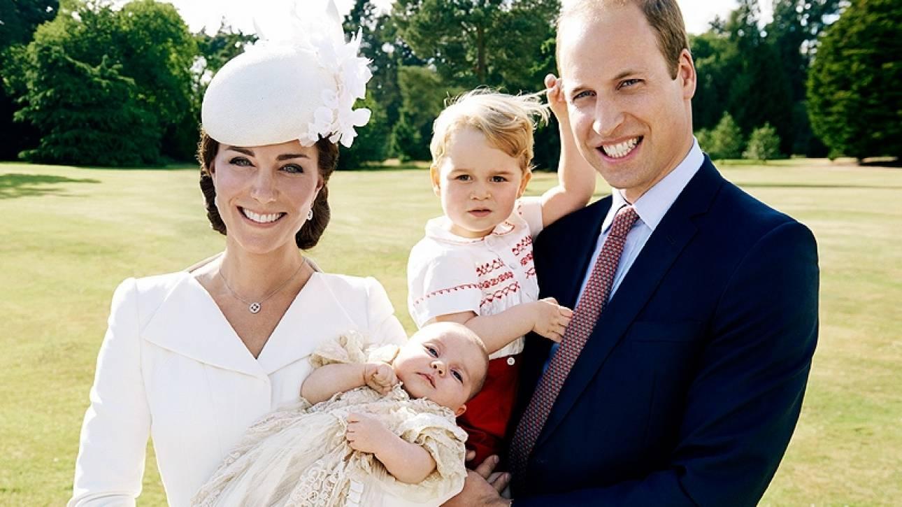 Ο πρίγκιπας Ουίλιαμ δεν ξέρει πως να είναι ένας καλός πατέρας