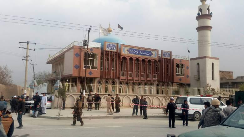 Αφγανιστάν: Πολύνεκρη επίθεση σε σιιτικό τέμενος