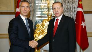 Στήριξη από το ΝΑΤΟ στον αγώνα της Τουρκίας κατά του PKK ζήτησε ο Ρ.Τ. Ερντογάν