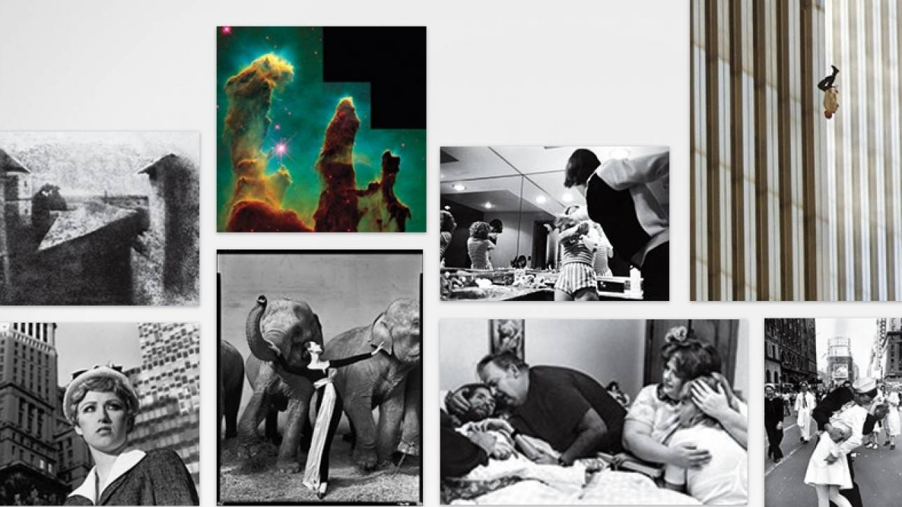 Πώς το περιοδικό Time διάλεξε τις 100 φωτογραφίες που άλλαξαν τον κόσμο μας