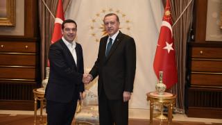 Ραντεβού Τσίπρα - Ερντογάν για το Κυπριακό