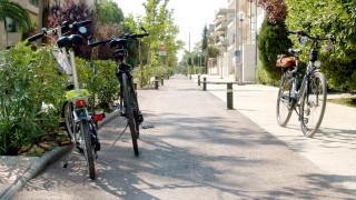 Ο πρώτος ενιαίος ποδηλατόδρομος θα ενώνει την Κηφισιά με το Φάληρο