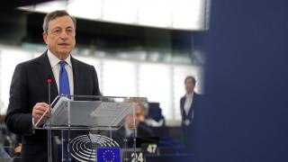 Οι απαντήσεις του Ντράγκι σε Έλληνες ευρωβουλευτές