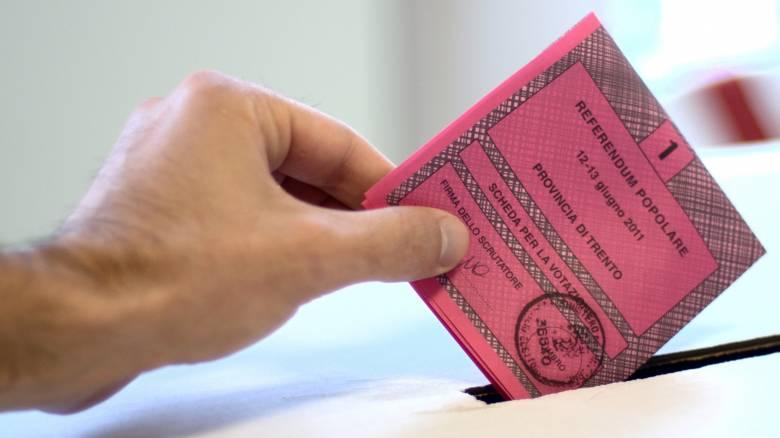 Ευκαιρία των κερδοσκόπων το ιταλικό δημοψήφισμα