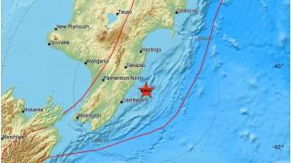 Νέοι ισχυροί σεισμοί στη Νέα Ζηλανδία