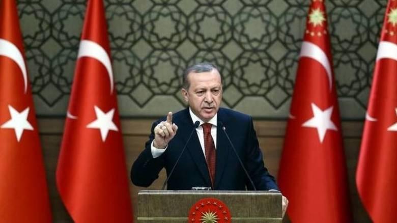 Ο Ερντογάν διερωτήθηκε ποιος είναι πιο βάρβαρος, το Ισραήλ ή ο Χίτλερ