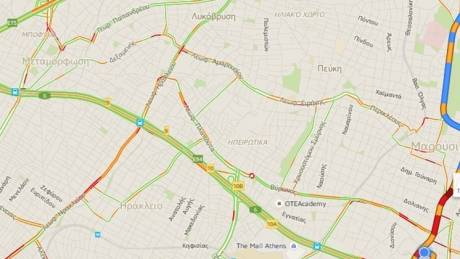 Google Maps: Δείτε πού έχει πολυκοσμία αυτή τη στιγμή