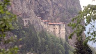 Κλειστή η Παναγία Σουμελά λόγω έργων αποκατάστασης
