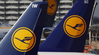Η Lufthansa ακυρώνει 876 πτήσεις την Τετάρτη λόγω απεργίας των πιλότων