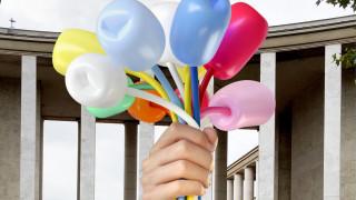 Ένα μπουκέτο από τουλίπες: Το νέο μνημείο του Παρισιού