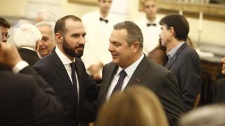 Τζανακόπουλος αδειάζει Καμμένο για τη στράτευση στα 18