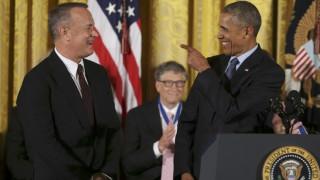 Μετάλλιο της Ελευθερίας σε αστέρια του ΝΒΑ και της αμερικάνικης showbiz (pics&vid)
