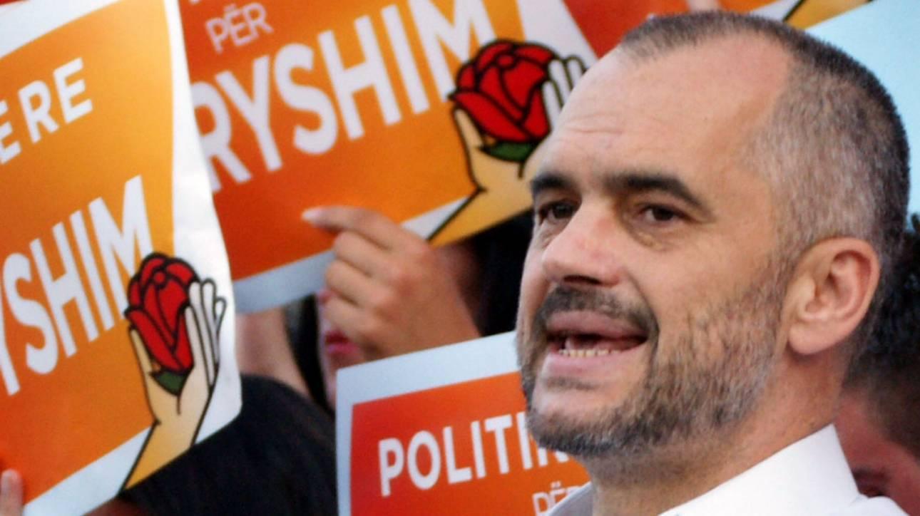 Έντι Ράμα: Κάποιοι φοβούνται τη Μεγάλη Αλβανία, αλλά δεν υπάρχει σοβαρό σχέδιο