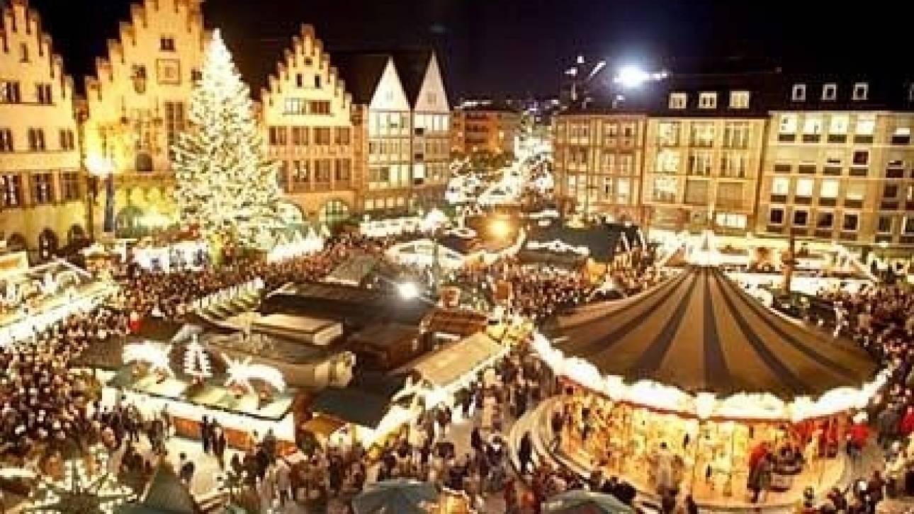 Παραμυθένια Χριστούγεννα στη Βιέννη (pics)