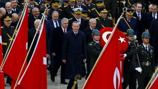 Ερντογάν: Είναι καλό να αποκαλούν οι Ευρωπαίοι κάποιον «δικτάτορα»