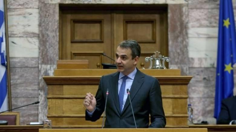 Κυρ. Μητσοτάκης: Θλιβερή η κυβέρνηση - Αναγκαία η πολιτική αλλαγή